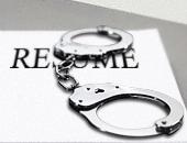 Straightforward Law Enforcement Resume